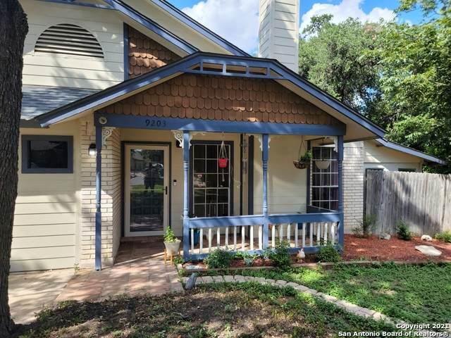 9203 Ridge Fern, San Antonio, TX 78250 (MLS #1549857) :: REsource Realty