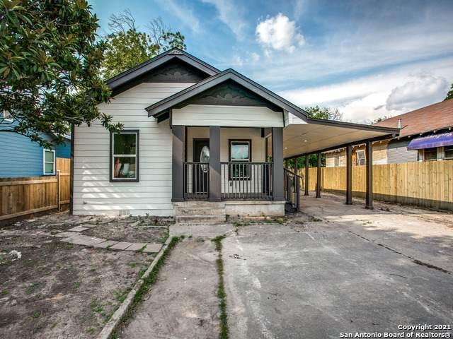 2533 W Southcross Blvd, San Antonio, TX 78211 (MLS #1549859) :: Tom White Group