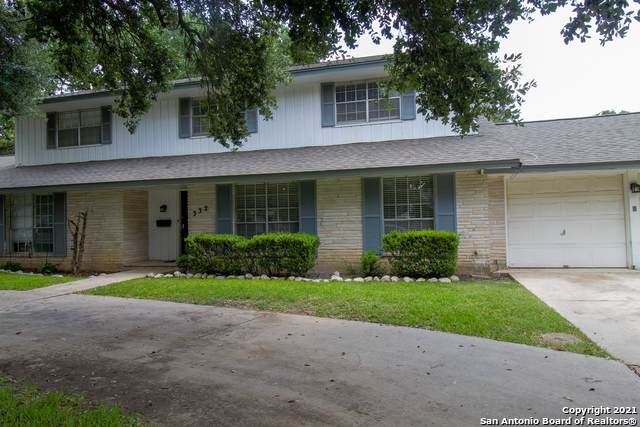 332 E Terra Alta Dr, San Antonio, TX 78209 (MLS #1549865) :: Tom White Group