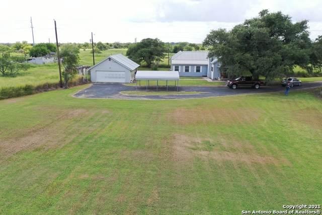 478 Fm 136, Woodsboro, TX 78393 (MLS #1549887) :: The Lopez Group