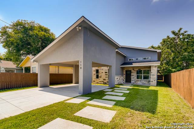 118 Blue Bonnet St, San Antonio, TX 78202 (MLS #1549897) :: Concierge Realty of SA