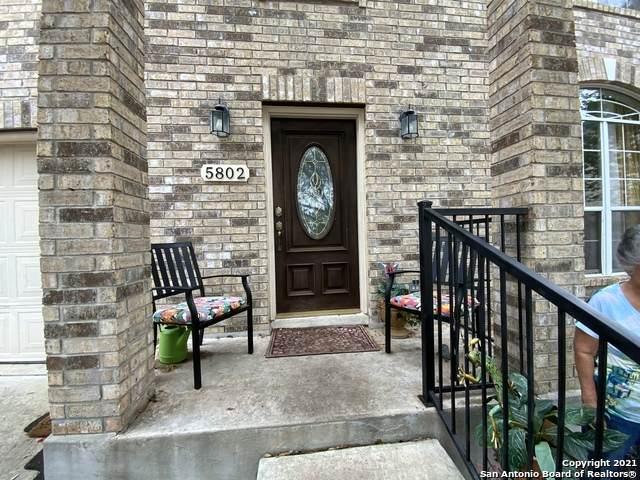 5802 Bellaire Pt, San Antonio, TX 78249 (MLS #1549904) :: Concierge Realty of SA