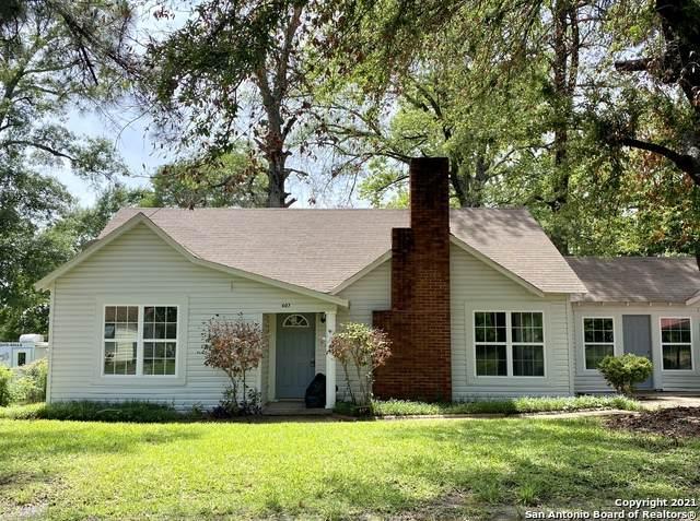 407 Electra St, Longview, TX 75602 (MLS #1549948) :: Exquisite Properties, LLC