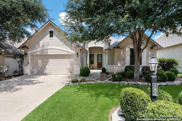 187 Roseheart, San Antonio, TX 78259 (MLS #1549950) :: Vivid Realty