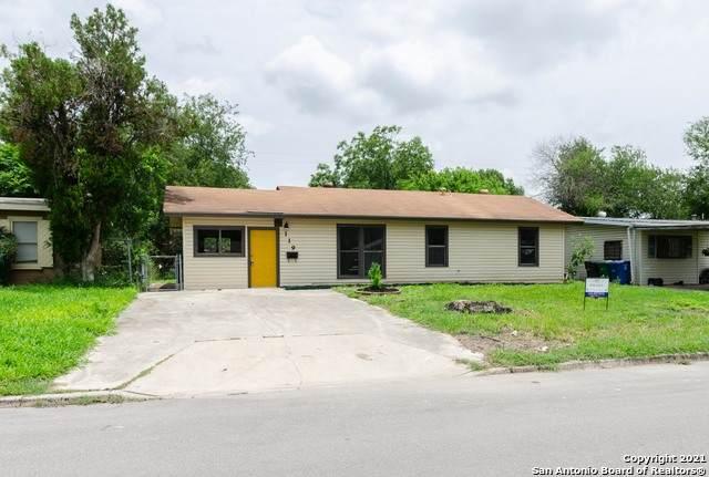 119 Harcourt Ave, San Antonio, TX 78223 (MLS #1549956) :: The Gradiz Group