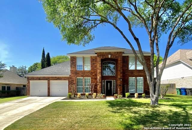 14807 Forward Pass, San Antonio, TX 78248 (#1549976) :: Azuri Group | All City Real Estate