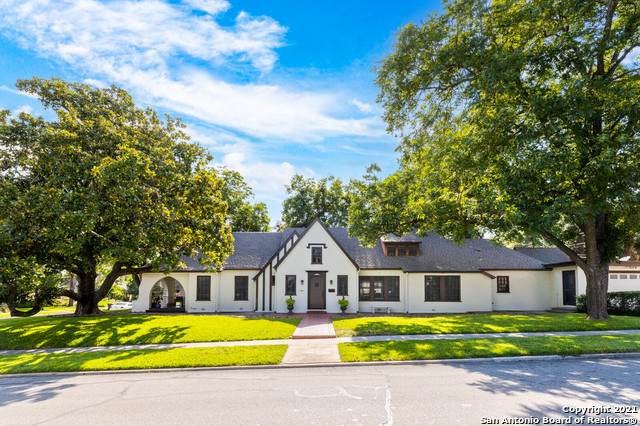 1601 Belknap Pl, San Antonio, TX 78212 (MLS #1549988) :: The Gradiz Group