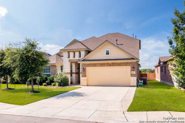 8111 Limerick Falls, San Antonio, TX 78253 (MLS #1550005) :: The Mullen Group | RE/MAX Access