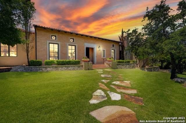 135 Champions Bend, San Antonio, TN 78258 (MLS #1550010) :: Carter Fine Homes - Keller Williams Heritage