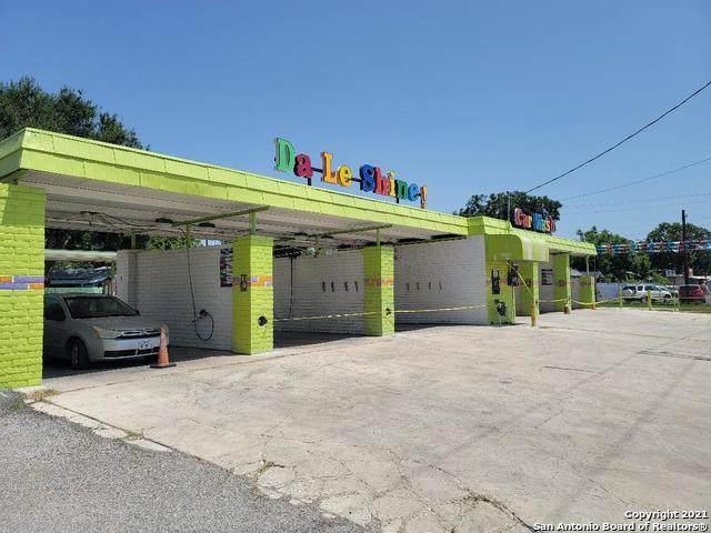 817 Milvid Ave, San Antonio, TX 78211 (MLS #1550034) :: Exquisite Properties, LLC