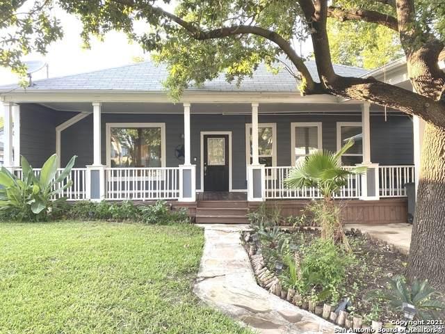 411 E Ashby Pl, San Antonio, TX 78212 (MLS #1550056) :: The Mullen Group | RE/MAX Access