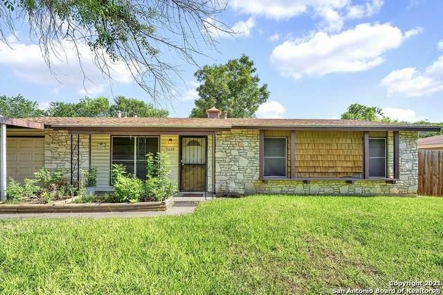 7139 Timber Ridge Dr, San Antonio, TX 78227 (MLS #1550098) :: Beth Ann Falcon Real Estate