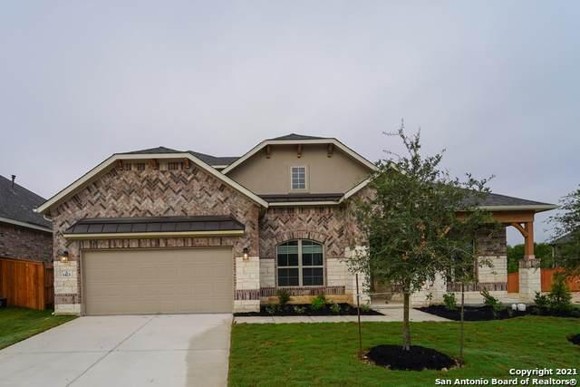 1423 Buckner Place, San Antonio, TX 78253 (MLS #1550108) :: Carolina Garcia Real Estate Group