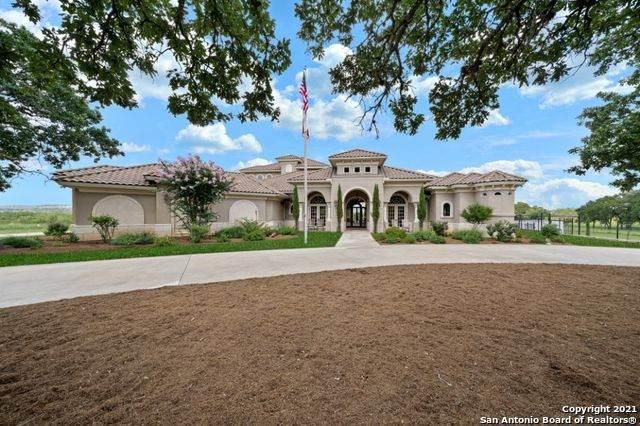 105 S Grand Cru Ln, Fredericksburg, TX 78624 (MLS #1550115) :: The Gradiz Group