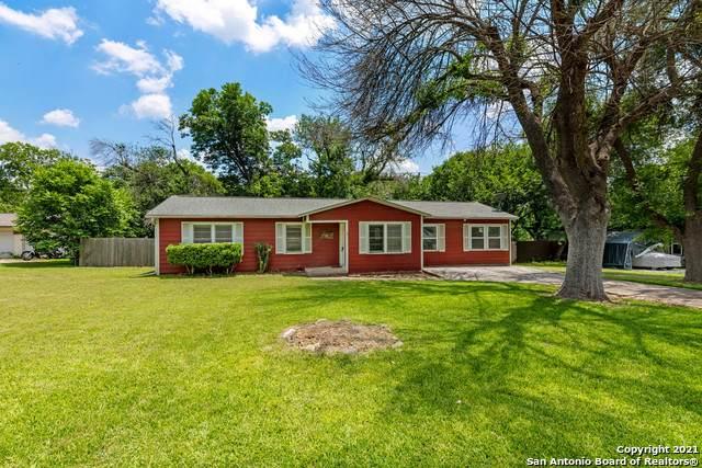 6398 Kings Crown St, San Antonio, TX 78233 (MLS #1550132) :: The Rise Property Group