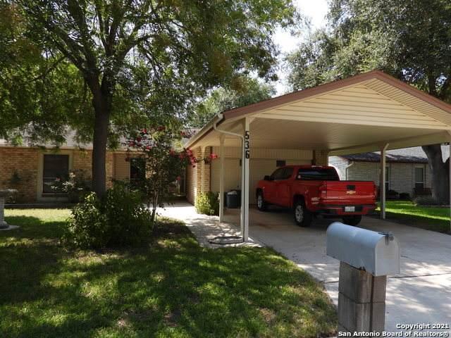 536 Maple Dr, Schertz, TX 78154 (MLS #1550154) :: Exquisite Properties, LLC