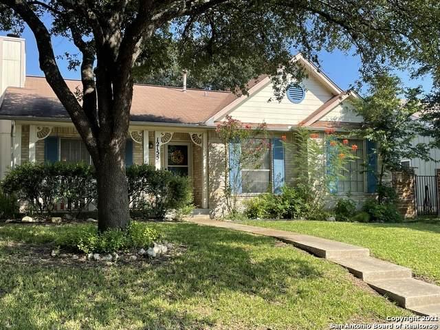 12155 Lemon Blossom, San Antonio, TX 78247 (MLS #1550158) :: Exquisite Properties, LLC