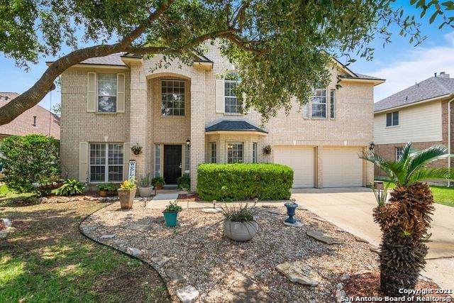 14810 Forward Pass, San Antonio, TX 78248 (MLS #1550169) :: Exquisite Properties, LLC