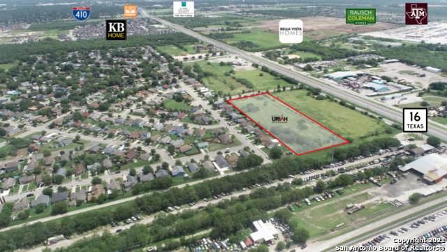 3.61 Acres On Cameron Way, San Antonio, TX 78224 (MLS #1550183) :: Exquisite Properties, LLC