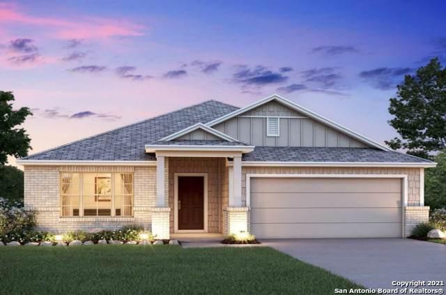 705 Stonemanor Bay, Seguin, TX 78155 (MLS #1550195) :: Exquisite Properties, LLC