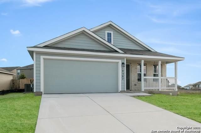 10607 Borlaug St, Converse, TX 78109 (MLS #1550219) :: Exquisite Properties, LLC