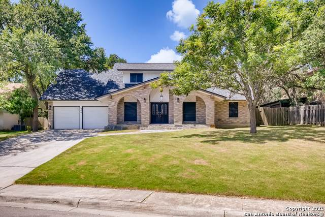 1966 Broken Oak St, San Antonio, TX 78232 (MLS #1550254) :: Alexis Weigand Real Estate Group