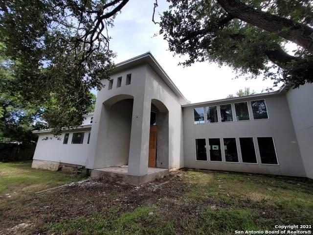 314 Rittiman Rd, Terrell Hills, TX 78209 (MLS #1550266) :: The Rise Property Group