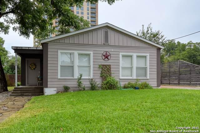 205 Allensworth St, San Antonio, TX 78209 (MLS #1550272) :: Countdown Realty Team