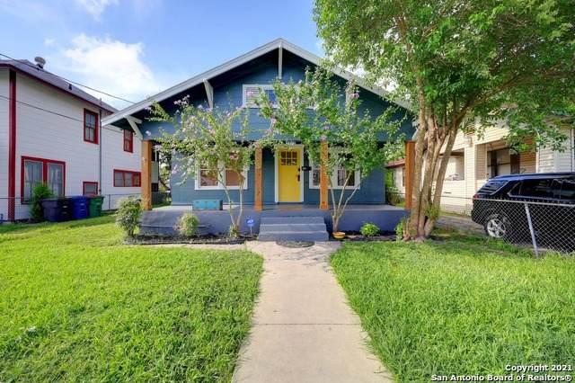 1318 Nolan St, San Antonio, TX 78202 (MLS #1550281) :: The Lopez Group