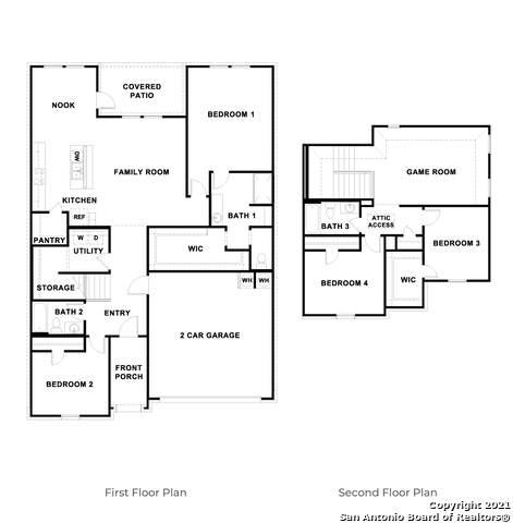 1036 Pronghorn Trail, Seguin, TX 78155 (MLS #1550287) :: Carolina Garcia Real Estate Group