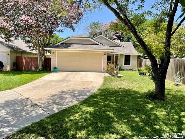 12123 Stoney Circle St, San Antonio, TX 78247 (MLS #1550318) :: The Real Estate Jesus Team