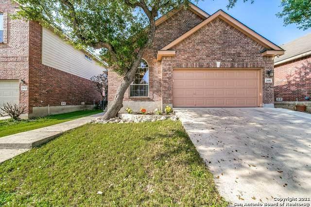 2606 Silverton Wind, San Antonio, TX 78261 (MLS #1550354) :: Carter Fine Homes - Keller Williams Heritage