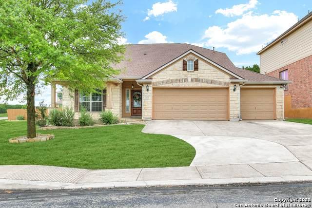 1003 Starlit Pond, San Antonio, TX 78260 (MLS #1550400) :: Carter Fine Homes - Keller Williams Heritage