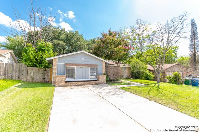 14127 Cradlewood St, San Antonio, TX 78233 (MLS #1550410) :: Carter Fine Homes - Keller Williams Heritage