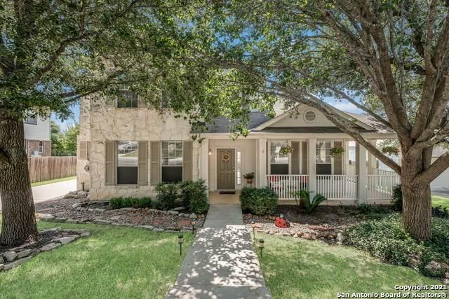 3410 Blackstone Run, San Antonio, TX 78259 (MLS #1550413) :: Carter Fine Homes - Keller Williams Heritage