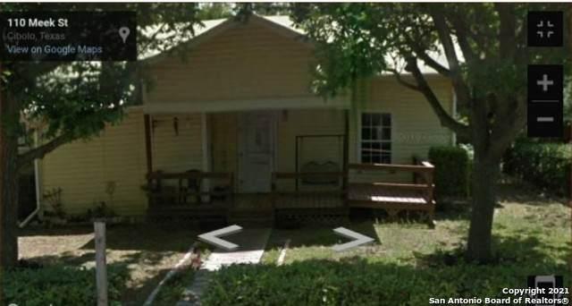 207 Meek St, Cibolo, TX 78108 (MLS #1550465) :: Tom White Group