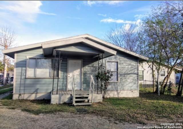 2331 Valencia, San Antonio, TX 78237 (MLS #1550486) :: Phyllis Browning Company