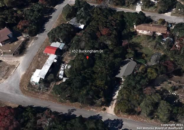 452 Buckingham Dr, Canyon Lake, TX 78133 (MLS #1550496) :: The Lopez Group