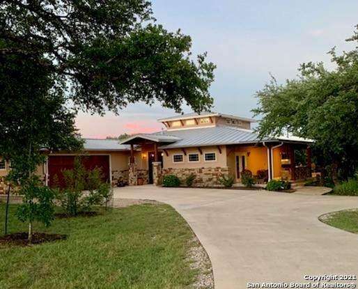 1043 Sunrise Pl, Spring Branch, TX 78070 (MLS #1550506) :: Tom White Group