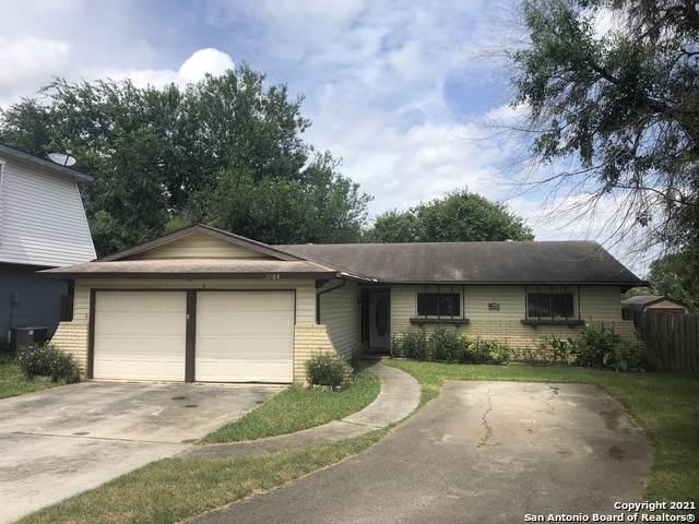1104 Colony Dr, Schertz, TX 78154 (MLS #1550558) :: The Rise Property Group