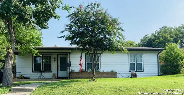 155 Manning Dr, San Antonio, TX 78228 (MLS #1550611) :: Alexis Weigand Real Estate Group