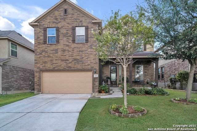 7631 Redrock Vista, San Antonio, TX 78250 (MLS #1550656) :: The Castillo Group