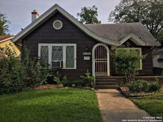1423 E Highland Blvd, San Antonio, TX 78210 (MLS #1550662) :: Carter Fine Homes - Keller Williams Heritage