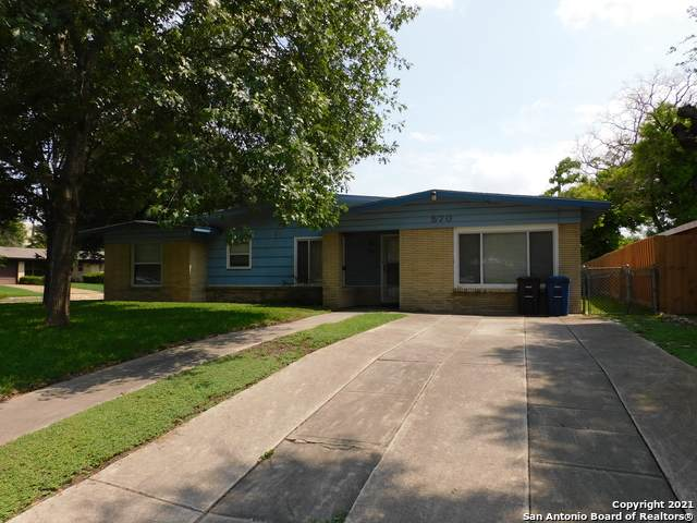 570 Artemis Dr, San Antonio, TX 78218 (MLS #1550669) :: Carter Fine Homes - Keller Williams Heritage