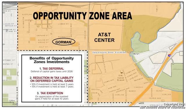 1502 Gorman, San Antonio, TX 78202 (MLS #1550726) :: The Mullen Group | RE/MAX Access