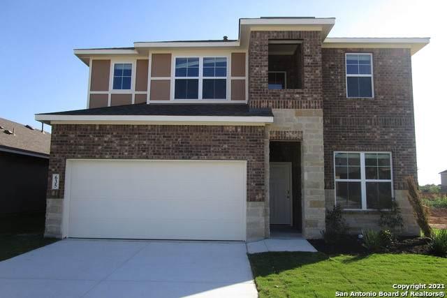 1022 Terlan Dr, New Braunfels, TX 78130 (MLS #1550806) :: Beth Ann Falcon Real Estate