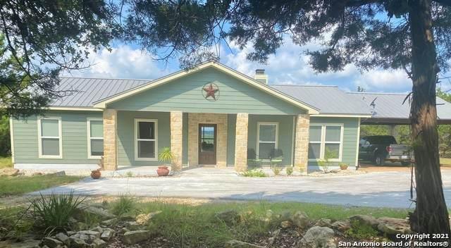 1033 Four Winds Dr, Canyon Lake, TX 78133 (MLS #1550826) :: Concierge Realty of SA