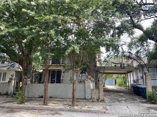 527 Fulton Ave, San Antonio, TX 78212 (MLS #1550829) :: The Mullen Group | RE/MAX Access
