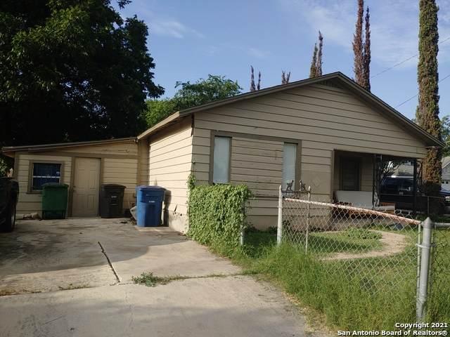 3523 Weir Ave, San Antonio, TX 78226 (MLS #1550843) :: Phyllis Browning Company