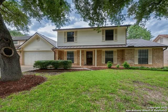 2823 Peppermill Run St, San Antonio, TX 78231 (MLS #1550885) :: Beth Ann Falcon Real Estate